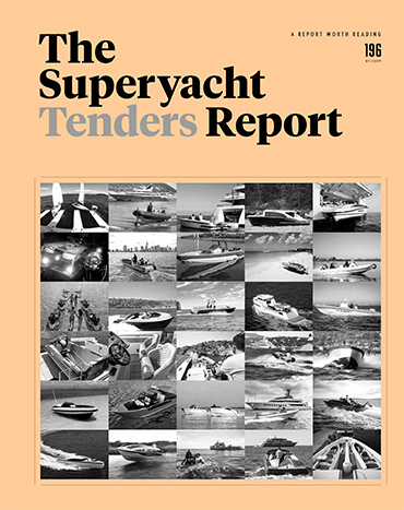The Superyacht Report JULY 2019