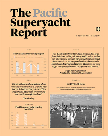 The Superyacht Report OCTOBER 2019