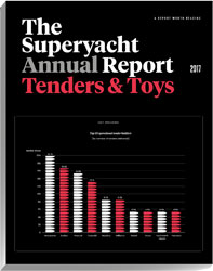 The Superyacht Annual Report: Tenders & Toys 2017