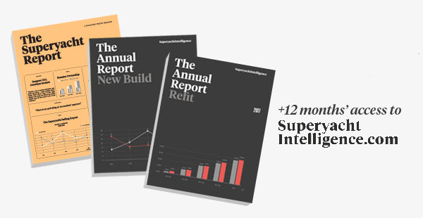 The Superyacht Report. Superyacht Intelligence. The New Annual Report.